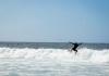 Surfing i Playa de Las Americas