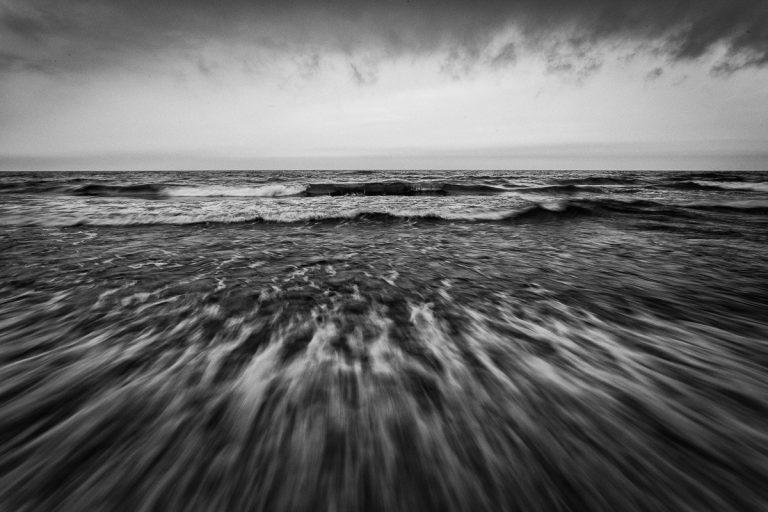 Upprört hav
