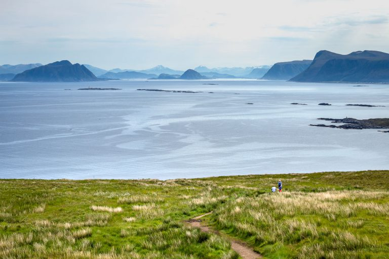 Norgeresan - Runde